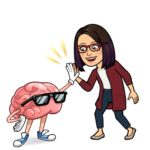 touch with brain!